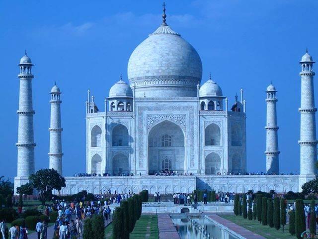 Taj Mahal Tour Package - car rental delhi agra trip