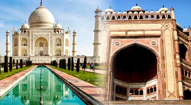 Agra Taj Mahal 3 Days Tour