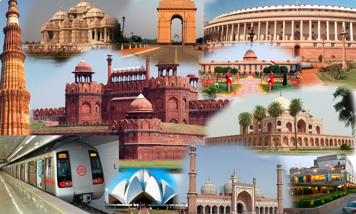 Old and New Delhi Tour