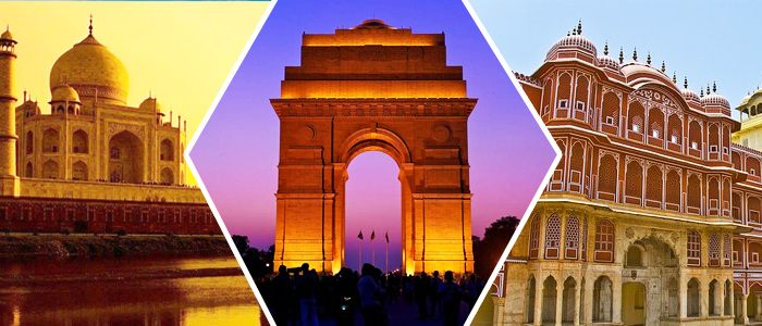 Golden Triangle Tour 3 night & 4 Days