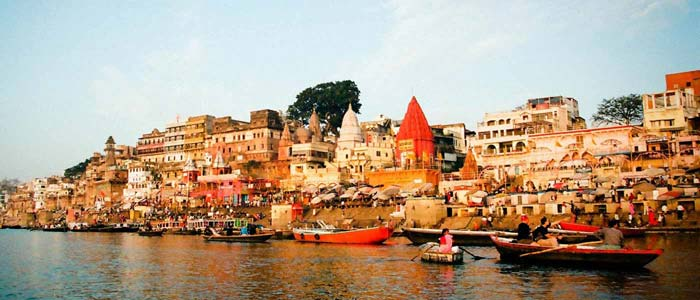 Varanasi Tour – 1 Night & 2 Days