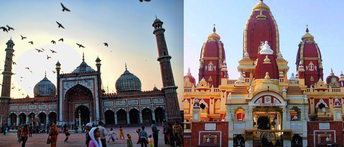 Old Delhi Tour – Walking & Car Tour