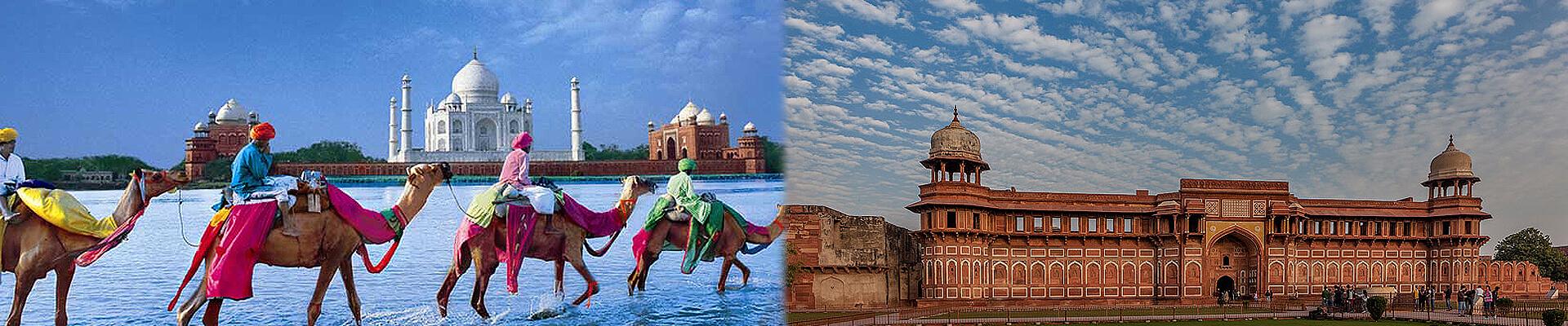 About Delhi Agra Tour